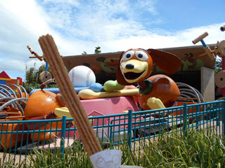 Grab a hot churro from the snack cart while you're there!