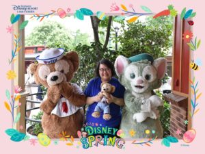With PhotoPass, you can get some great souvenir photos with your favorite characters
