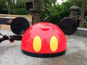 Mickey popcorn bucket